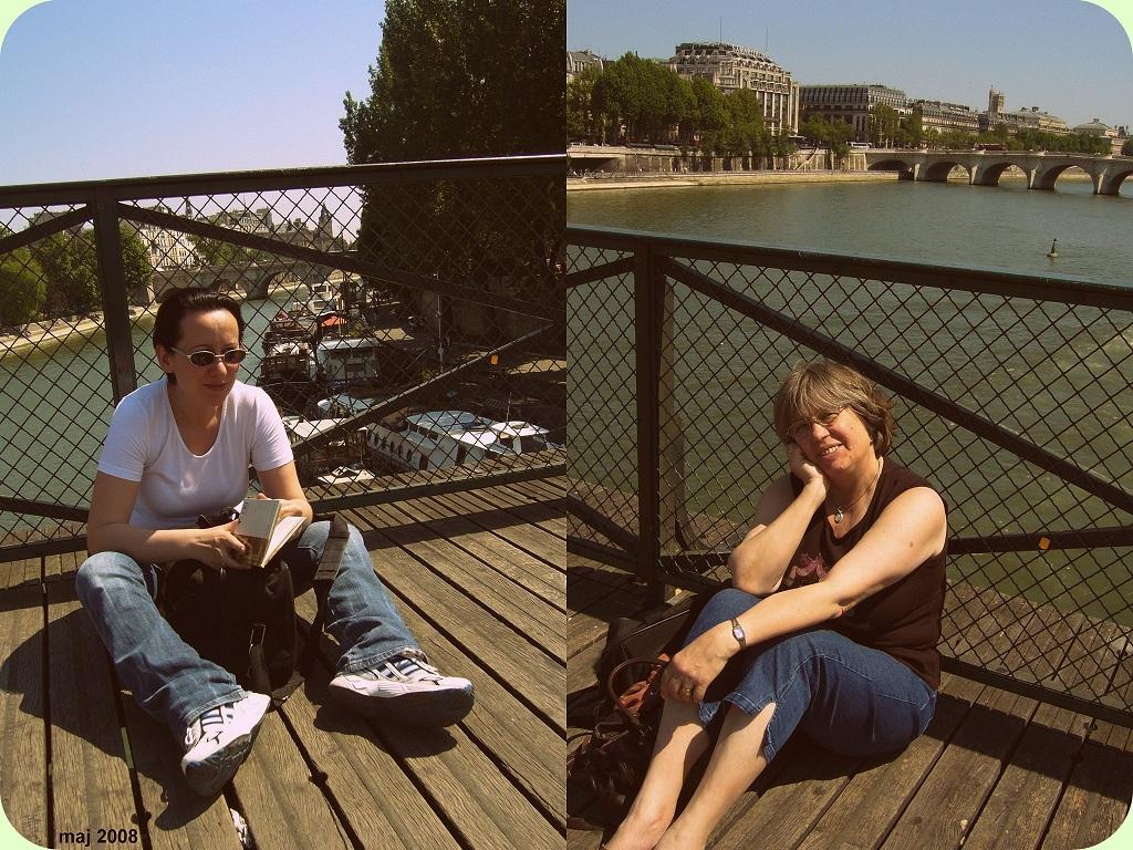 maj 2008 Paryż